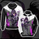 One Punch Man - Sonic 3D Hoodie