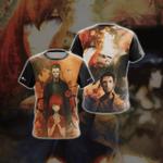 Steins;Gate Zero 3D T-shirt