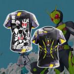 Kamen Rider Zero One Unisex 3D T-shirt