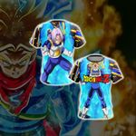 Dragon Ball - Trunks New Style Unisex 3D T-shirt