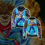 Dragon Ball - Trunks New Style Unisex Zip Up Hoodie