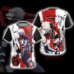 Naruto - Kakashi New Unisex 3D T-shirt