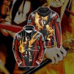 Shaman King Yoh Asakura Unisex 3D Hoodie