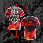 Berserk Unisex 3D T-shirt