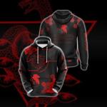 Neon Genesis Evangelion - Seele New Unisex 3D Hoodie