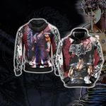 Fist of the North Star - Kenshiro New Style Unisex 3D Hoodie