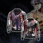 Fist of the North Star - Kenshiro New Style Unisex Zip Up Hoodie