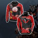 Mazinger Z New Look Unisex 3D Hoodie