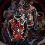 Persona 5 - Character Unisex 3D Hoodie