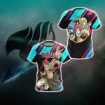 Fairy Tail New Unisex 3D T-shirt