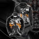 Bleach New Look Unisex 3D Hoodie