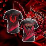 Black Rose Dragon - Yu-Gi-Oh Unisex 3D T-shirt