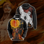 The Seven Deadly - Sins Escanor New Style 3D Hoodie