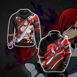 Fairy Tail - Erza Scarlet New Style Unisex 3D Hoodie