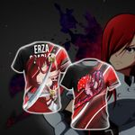 Fairy Tail - Erza Scarlet New Style Unisex 3D T-shirt