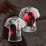 Rurouni Kenshin New Look Unisex 3D T-shirt