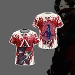 Hunter x Hunter - Feitan Unisex 3D T-shirt