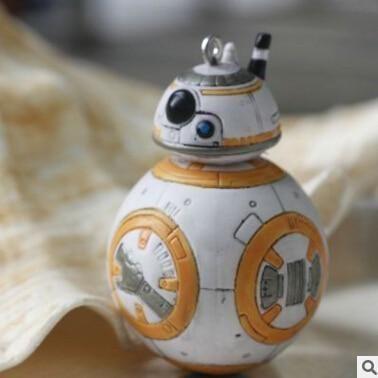Darth Vader Stormtrooper Chewbacca Star Wars Action Figure Keychain Toys Kids
