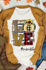 # Mimilife Autumn Ladies T-Shirt Cotton S-3Xl White Men And Women T Shirt S-6Xl