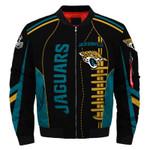 #0157 Jacksonville Jaguars Jacket - Limited Edition Bomber Jacket