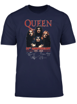 50Th Anniversary 1970 2020 Queens T Shirt