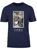 Uzumaki Shirt Japanese Horror