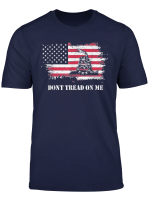 Christ Pratt Dont Tread On Me Gadsen Flag T Shirt