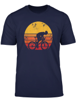 Rennrad Fahrrad Biker Triathlon Vintage Retro T Shirt