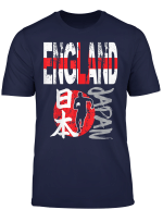 England Flag T Shirt Distressed Rugby Tshirt Gift