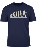 Guitar Player Evolution Funny Guitarist Vintage Gift T Shirt