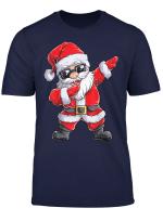 Dabbing Weihnachtsmann T Shirt Weihnachten Christmas Gifts
