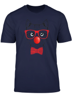 Red Nose T Shirt Day Top For Men Women Kids