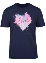 Lover Heart Sparkle Swift Love Gift Album Sparkling Swiftie T Shirt