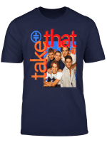Official Retro 90 S Boyband T Shirt