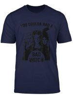 Halloween You Coulda Had A Bad Witch T Shirt