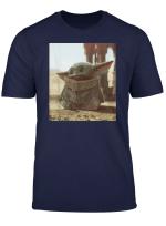 Star Wars The Mandalorian The Child Scene T Shirt