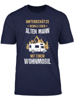Herren Lustiges Wohnmobil Shirt Camper Camping Geschenk T Shirt