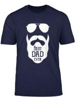 Bester Papa T Shirt Fur Barttrager Zum Herrentag