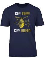 Der Herr Der Bienen Imker Bienen Bienenfluster Biene Xmas T Shirt