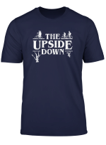 Stranger Style Pop Culture Things Upside Down World T Shirt