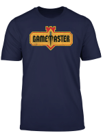 Kryptic Society Vintage Game Master Tower Dnd T Shirt