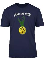 Deer Fear Playoff T Shirt