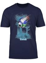 Terraria T Shirt Eye Of Cthulhu Watercolour