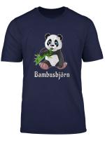 Pandabar T Shirt I Bambusbjorn T Shirt I Tiermotiv I Kinderd