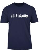 Evolution Kfz Mechaniker T Shirt I Geschenk Automechaniker