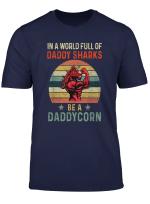 Daddycorn Funny Dad Unicorn T Shirt