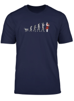 The Evolution Of The Bagpipes T Shirt