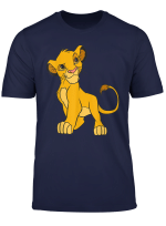 Disney The Lion King Young Simba Walking T Shirt