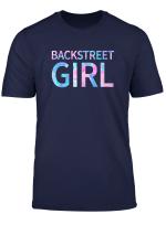 Womens We All Love Backstreet Back Great Boys Fans Tshirt Shirts T Shirt