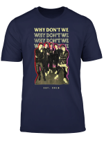 Why We Don T Buch Vintage Rockers Merch Bekleidung Tshirt